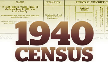 1940 Census Records