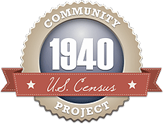 1940 U.S. Census Seal