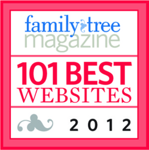 Best family history websites 2012