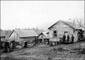 Skagit County, Washington circa 1900. Source: University of Washington Libraries Special Collection. Author: Peter L. Hegg