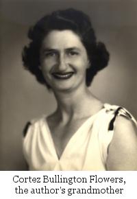 photo the author's grandmother