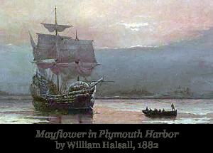 Mayflower Ship Harbor