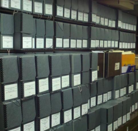 Filing Family History Documents