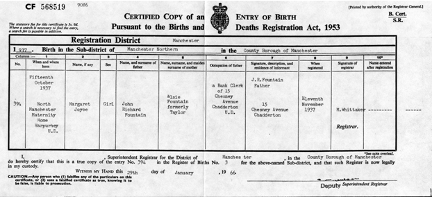 how to get a copy of your birth certificate scotland