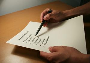 Genealogy List