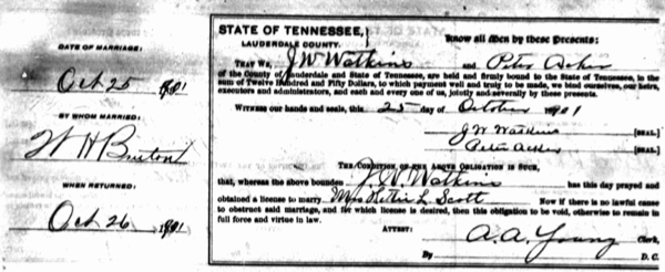 beginning to research your ancestors in tennessee