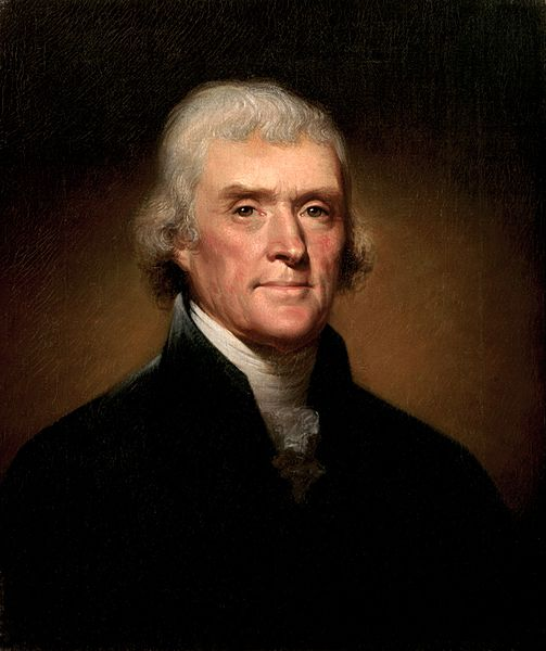 Jefferson family history