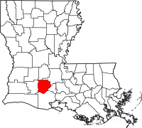 Acadia Parish vital records