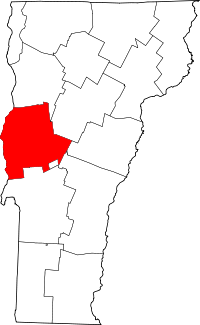 Addison County vital records