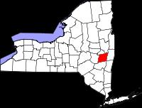 Albany County vital records