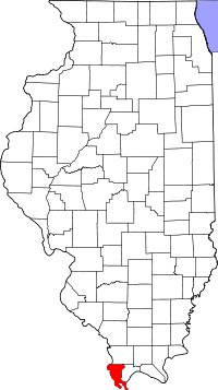 Alexander County vital records