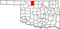 Alfalfa County vital records