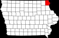 Allamakee County vital records