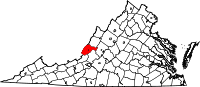 Alleghany County vital records