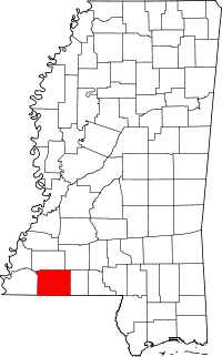 Amite County vital records