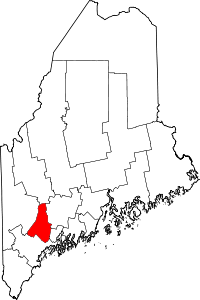 Androscoggin County vital records