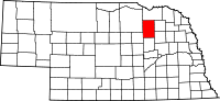 Antelope County vital records