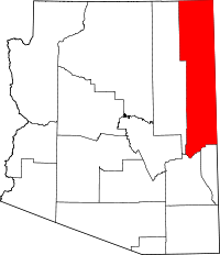 Apache County vital records