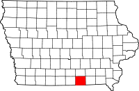 Appanoose County vital records