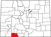 Archuleta County vital records