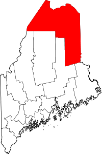 Aroostook County vital records
