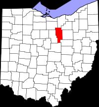 Ashland County vital records