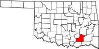 Atoka County vital records