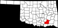 Atoka County vital records
