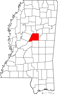 Attala County vital records