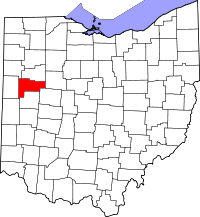 Auglaize County vital records