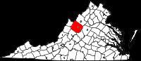 Augusta County vital records