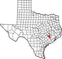 Austin County vital records