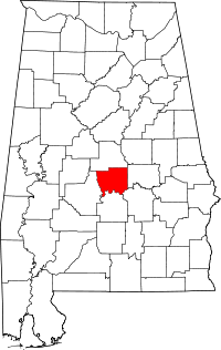 Autauga County vital records