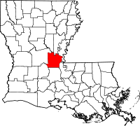 Avoyelles Parish vital records