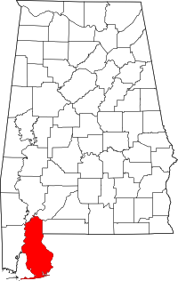 Baldwin County vital records