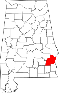 Barbour County vital records