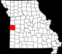 Bates County vital records