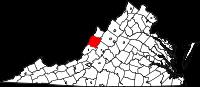Bath County vital records