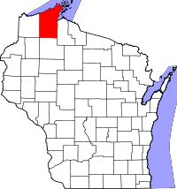 Bayfield County vital records