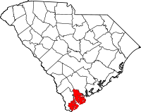 Beaufort County vital records