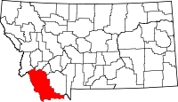 Beaverhead County vital records