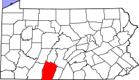 Bedford County vital records