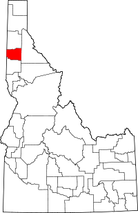 Benewah County vital records