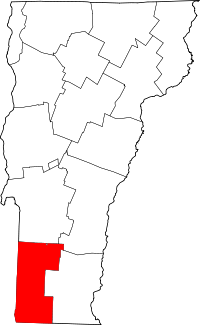Bennington County vital records