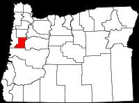 Benton County vital records