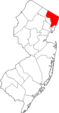Bergen County vital records