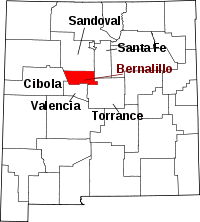 Bernalillo County vital records