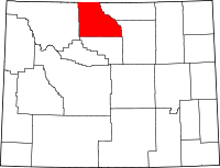 Big Horn County vital records