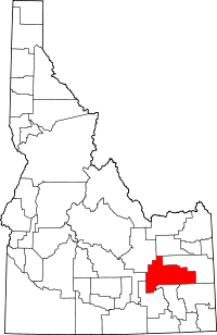 Bingham County vital records