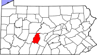Blair County vital records